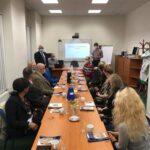 Zahraniční justiční pracovníci navštívili středisko Brno